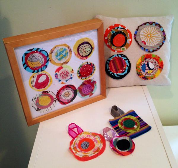 artesanato em tecido decoração