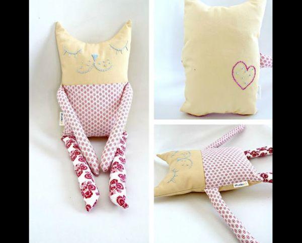 artesanato em tecido naninha
