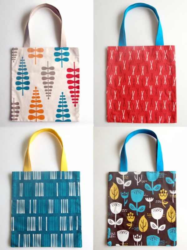 artesanato em tecido bolsas