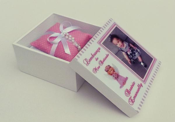 caixa decorada de mdf para lembrança