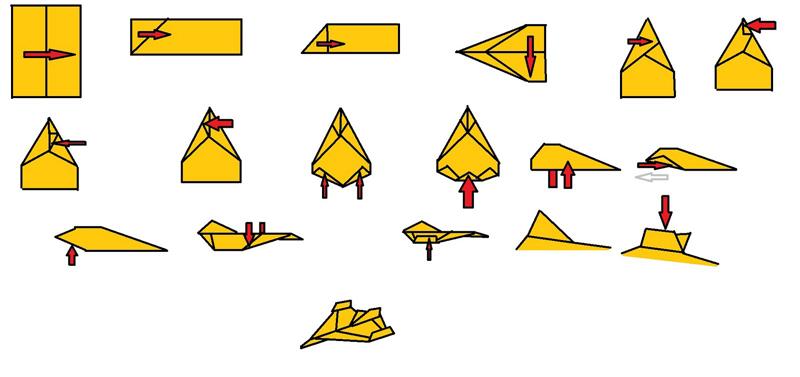 dobradura origami