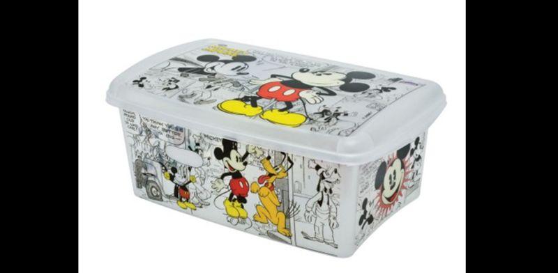 caixa decorada mickey
