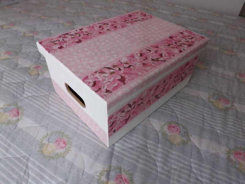 caixa com alça
