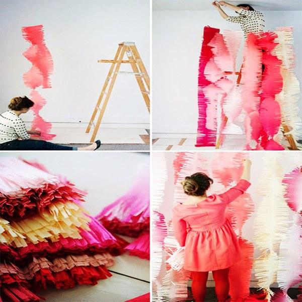 como fazer cortina