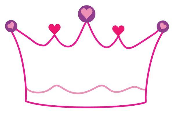 Molde De Coroa Para Imprimir Principe Princesa Rei Mulher