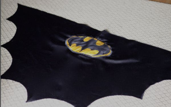 Capa do Batman Infantil