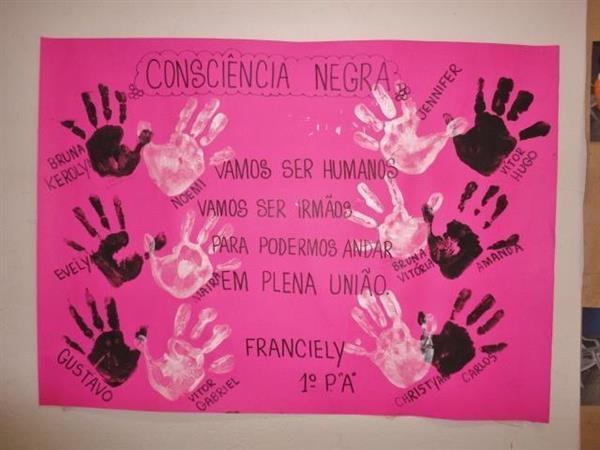 cartazes para o dia da consciência negra