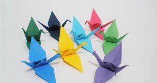 Origami Tsuru: como fazer passo a passo, significado, lenda
