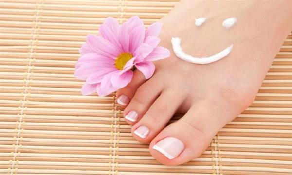 receita de esfoliante caseiro para os pés