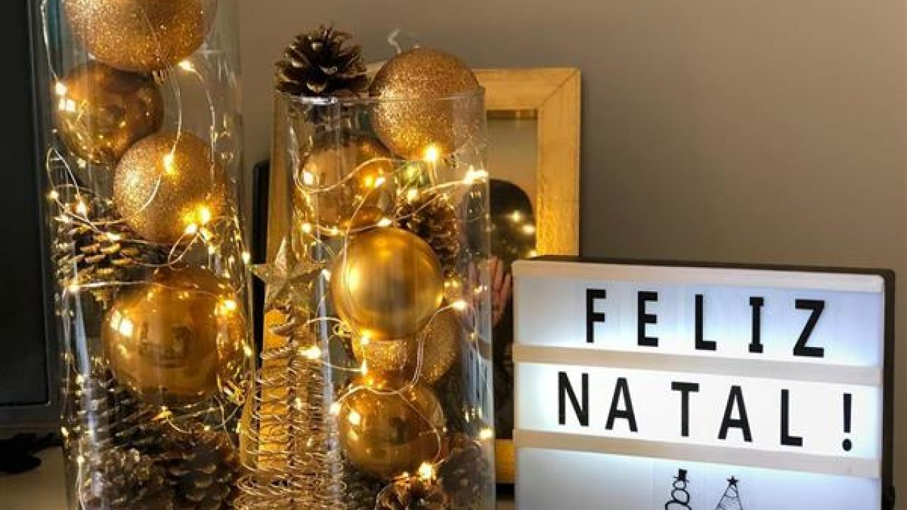 Decoração de Natal 2020: tendências, fotos