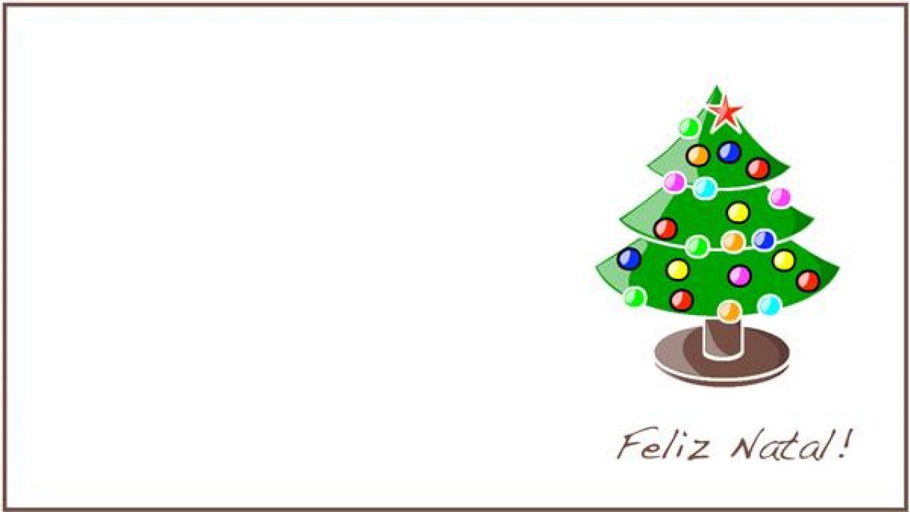 Cartao De Natal Para Imprimir E Colorir