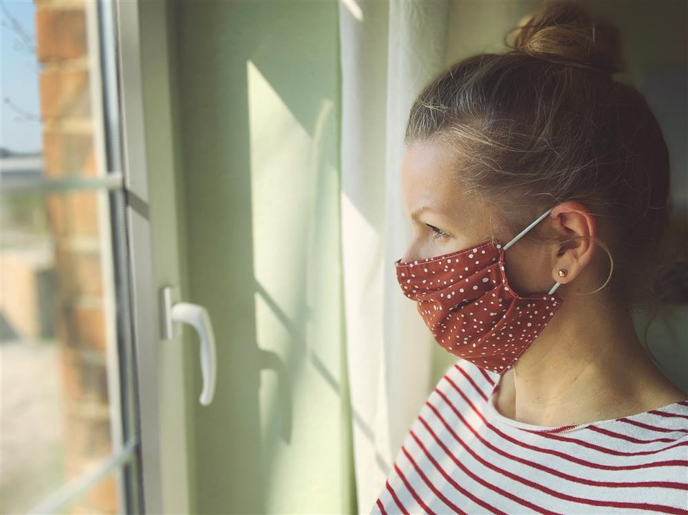 cuidados com a mascara de tecido