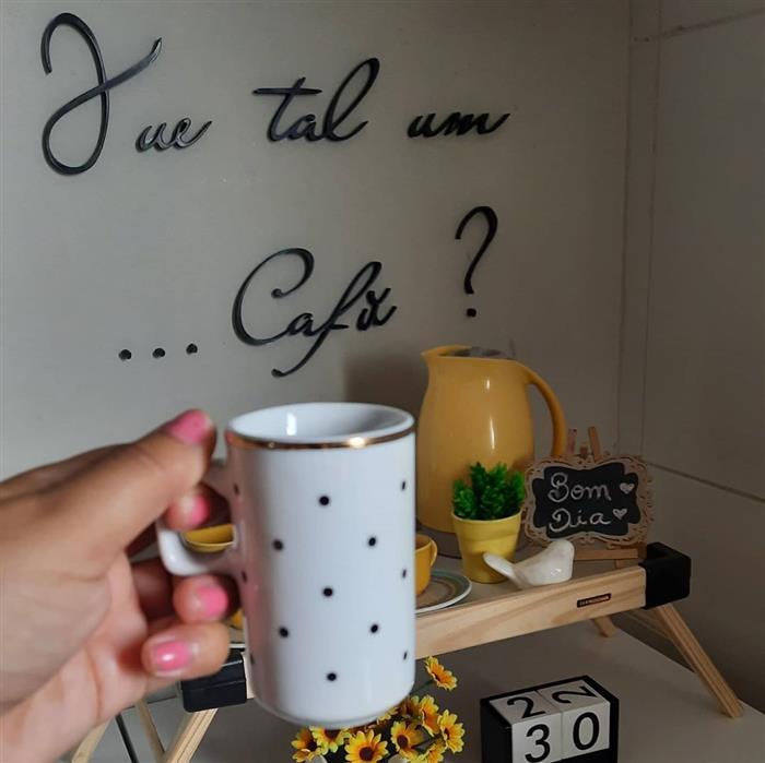 cantinho do café amarelo