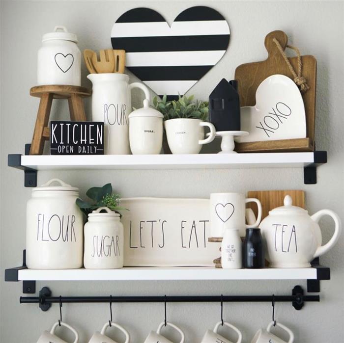 cantinho do café de parede