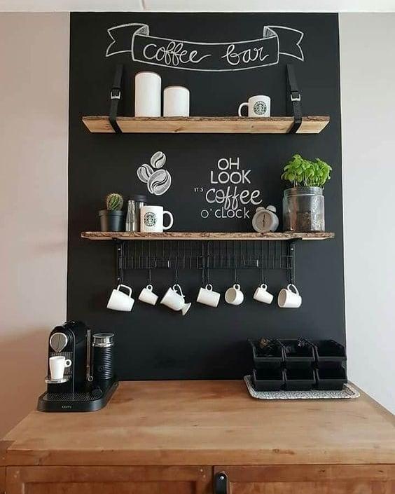 cantinho do cafe rustico industrial