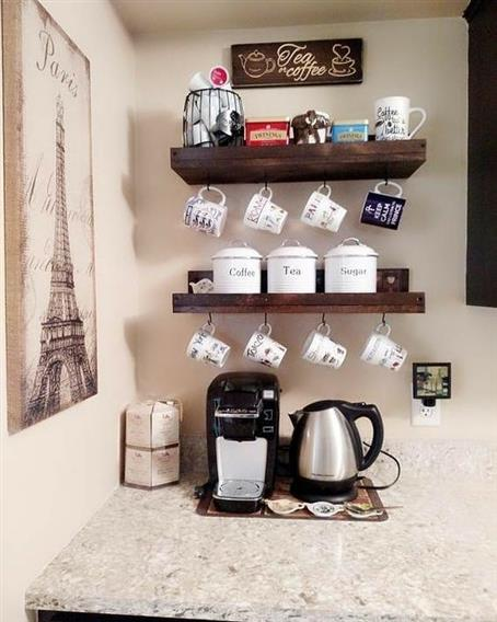 cantinho do café simples